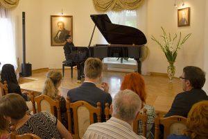 Ośrodek Chopinowski w Szafarni